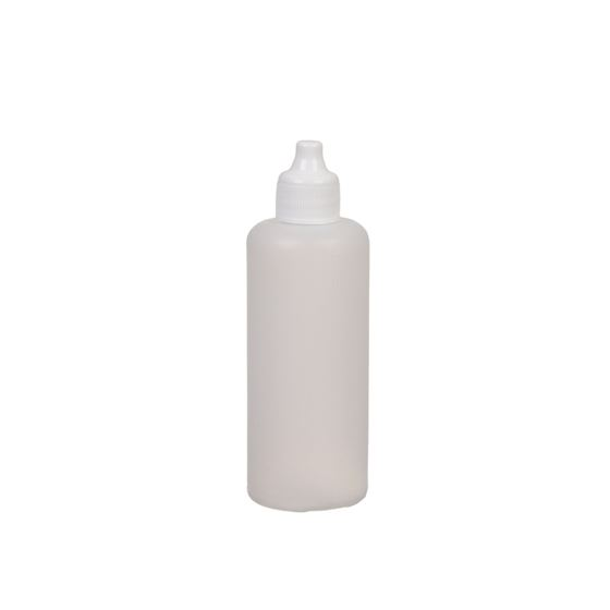 5 Pack 100ml HDPE (High-density polyethylene) Bottles | DIY Self Mixing