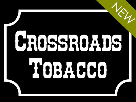 Craft Vapour - Crossroads Tobacco (3MG) -0