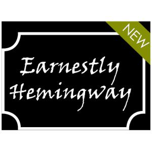 Craft Vapour -Earnestly Hemingway (3MG)-0