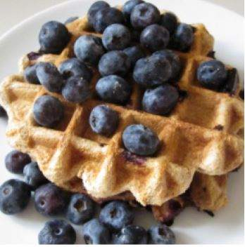 Flavor West 10ml Concentrated Blueberry Graham Waffle Flavor for Eliquid / Ejuice DIY / Self Mixing