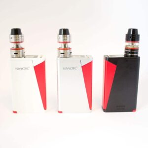 Smok H-PRIV Kit with 220W TC Mod & Micro TFV4 Tank-0