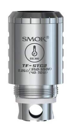 Smok TFV4 Coils - TF STC2 Dual coil Head - 0.250hm - Single