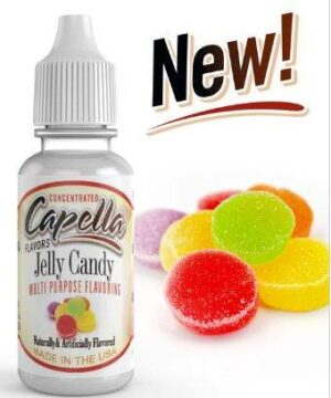 Capella 10ml Concentrated Jelly Candy Flavor for Eliquid / Ejuice DIY / Self Mixing