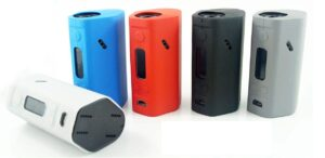 Silicon Protective Case / Sleeve for Wismec RX200s (DOES NOT Fit RX200)