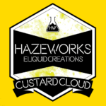 30ml Custard Cloud Eliquid - 6MG-0