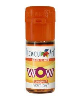 FlavourArt 10ml Concentrated e-Motions WoW Flavor for Eliquid / Ejuice DIY / Self Mixing