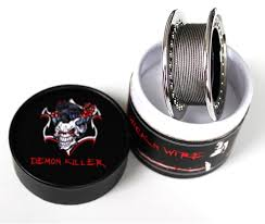 LTQ-Demon Killer Flat Twisted wire and cotton combo - 5m spool-0
