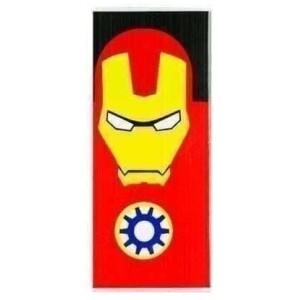 18650 Iron Man battery wraps   Single wrap