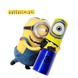 18650 Minions battery wraps - Minions Single wrap-0