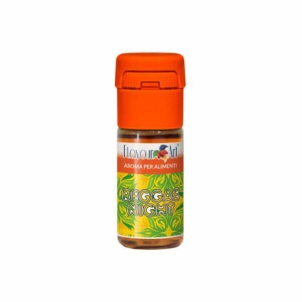 FlavourArt Reggae Night | 10ml Concentrated Flavor for Eliquid / Ejuice DIY / Self Mixing
