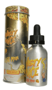 Nasty E-Juice 60ml - Cush Man (Low Mint) – 3MG-0