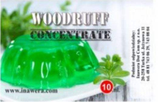 Inawera 10ml Concentrated Woodruff (Sweet,Herbal,Fruity) Flavor for Eliquid / Ejuice DIY / Self Mixing