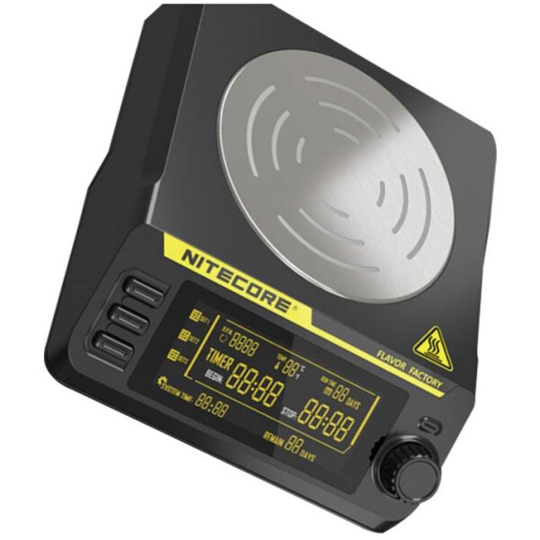 Nitecore NFF01 E-lquid Magnetic and Hot Plate Mixer-2054