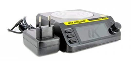 Nitecore NFF01 E-lquid Magnetic and Hot Plate Mixer-0