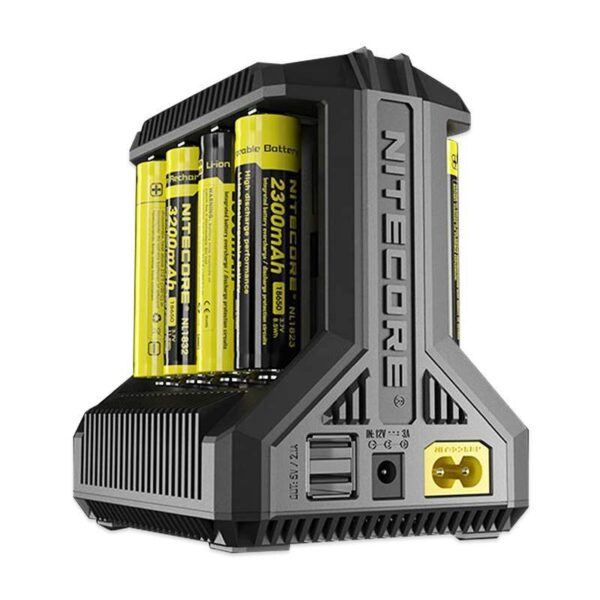 Nitecore I8 Intellicharger - 8 Bay-2119