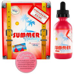 Summer Holidays by Dinner Lady - Strawberry Bikini - 60ml (3mg)-0