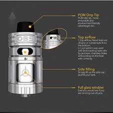 OBS Engine RTA Atomizer 25mm 5.2ml-1644