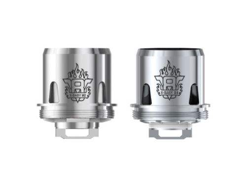 Smok TFV8 X-Baby M2 Coils 0.25 Ohm-Single Coil-0