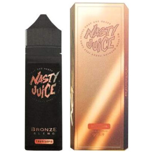 Bronze Blend eLiquid by Nasty Juice Tobacco Series 60ml - 3MG-0