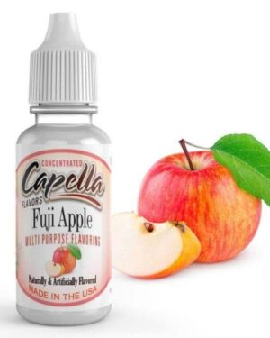 Capella 10ml Concentrated Fuji Apple Flavor for Eliquid / Ejuice DIY / Self Mixing