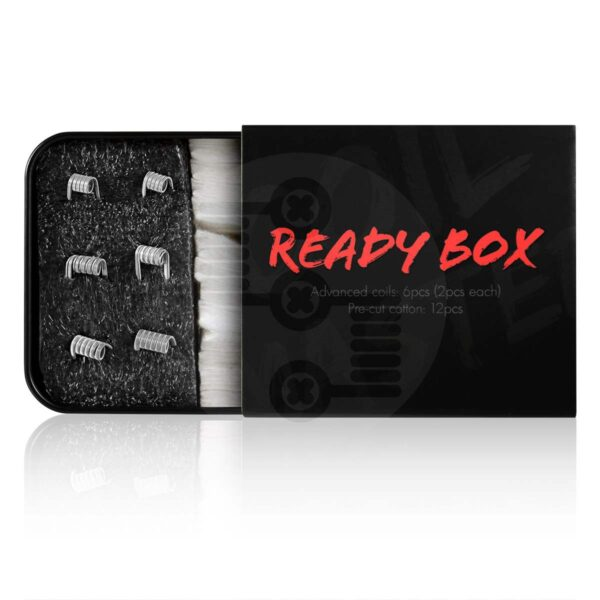 Coil Master Ready Box - Pre-Made Coil Kit-2442