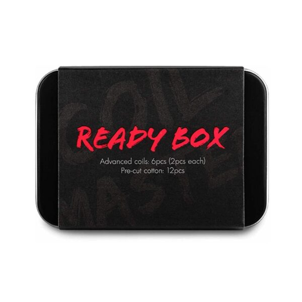 Coil Master Ready Box - Pre-Made Coil Kit-2441