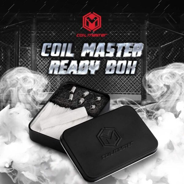 Coil Master Ready Box - Pre-Made Coil Kit-0