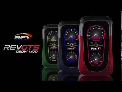 Eson REV GTS 230w TC MOD-2358