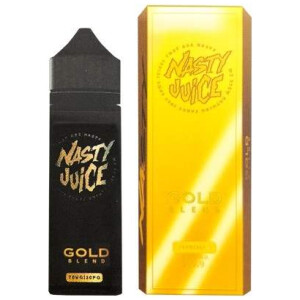 Gold Blend eLiquid by Nasty Juice Tobacco Series 60ml