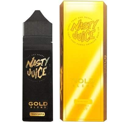 Gold Blend eLiquid by Nasty Juice Tobacco Series 60ml