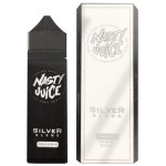 Silver Blend eLiquid by Nasty Juice Tobacco Series 60ml - 3MG-0