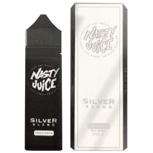Silver Blend eLiquid by Nasty Juice Tobacco Series 60ml - 3MG-0