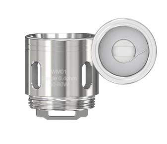 Wismec WM01 0.4 OHM -Single Coil Head-2446