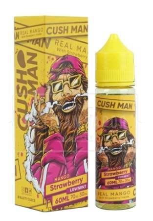 Nasty Cush Man – Mango Strawberry (Low Mint) 60ml