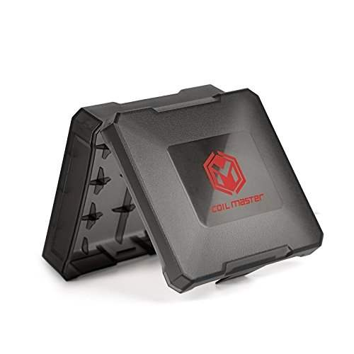 Coil Master 18650 Battery Case 4Bay 4x 18650-2639
