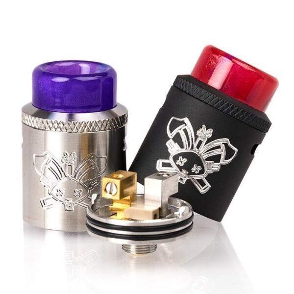 Dead Rabbit SQ 22mm RDA By Heathen / Hellvape-2609
