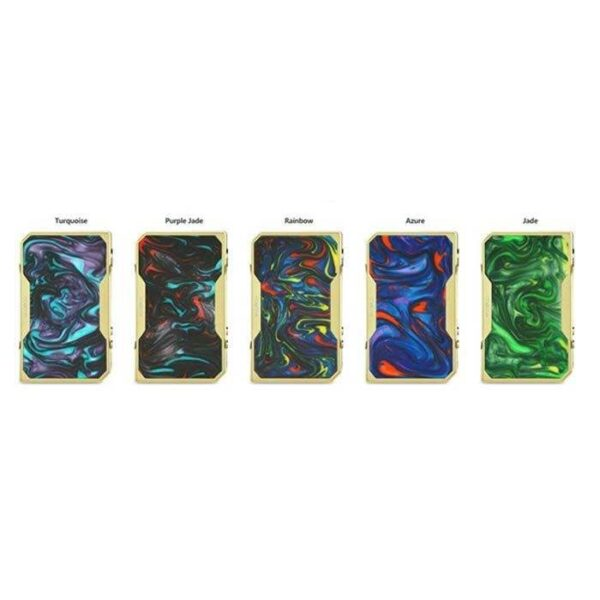 VooPoo DRAG 157W TC Box mod with Gene Chip - Gold Frame-2594