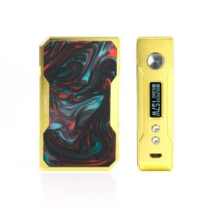 VooPoo DRAG 157W TC Box mod with Gene Chip - Gold Frame-0
