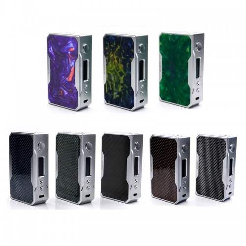 VooPoo DRAG 157W TC Box mod with Gene Chip - Silver Frame-2589