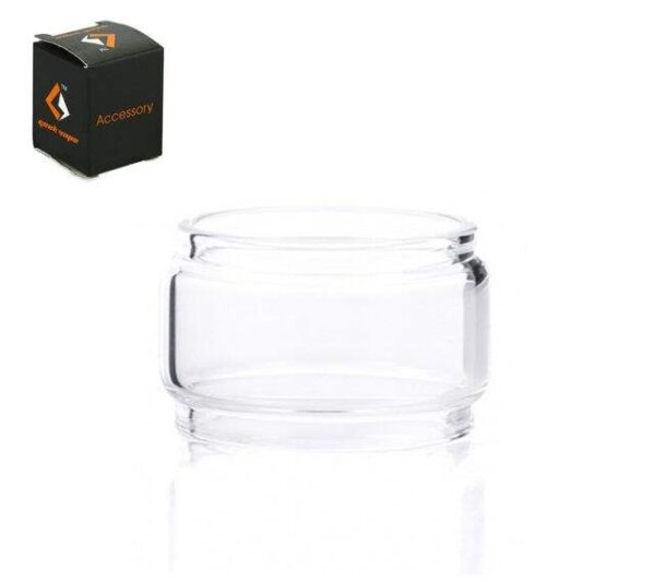 GeekVape Replacement Glass Tube for Zeus Dual 5.5ml - Bubble Glass-0