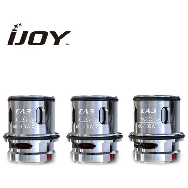 IJOY CA3 0.25ohm Coil-Standard Edition - Single Coil Unit-0