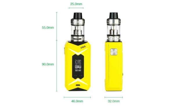 OBS BAT 218W TC STARTER KIT-2784