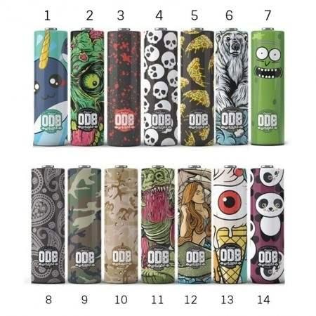 20700 / 21700 Battery Wraps - Each-2796
