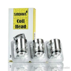 Smoant Naboo Replacement Mesh Coil - 0.17 - Single Coil-0