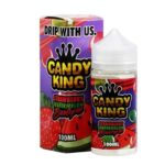 Strawberry Watermelon Bubblegum by Candy King - 100ml - 3MG-0