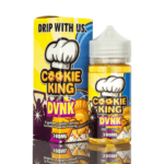 DVNK by Cookie King - 100ml - 3MG-0