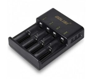 Golisi O4 - 2.0A Fast Smart Charger - 4 Bay-0