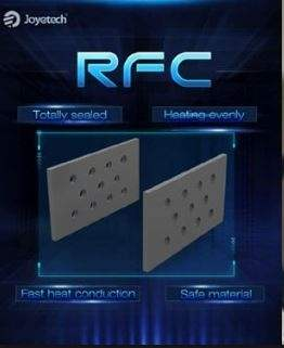 Joyetech RFC Heater 2/Pack Replacement Plates-0