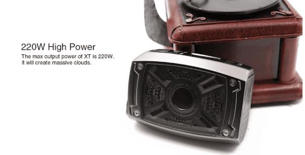 Tesla XT 220W TC Box Mod -2855