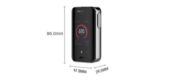 Vaporesso Luxe 220W Touch Screen-2848